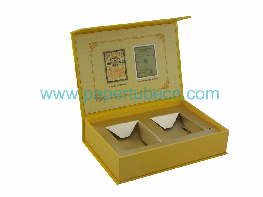 Medicine Packaging Magnetic Closure Gift Box