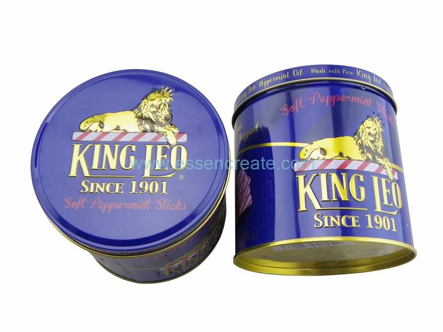 Candy Packaging Tin Canister