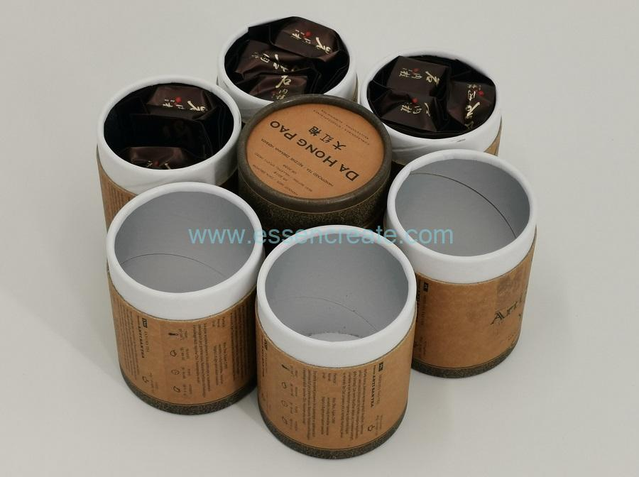 Da Hong Pao Packaging Cans