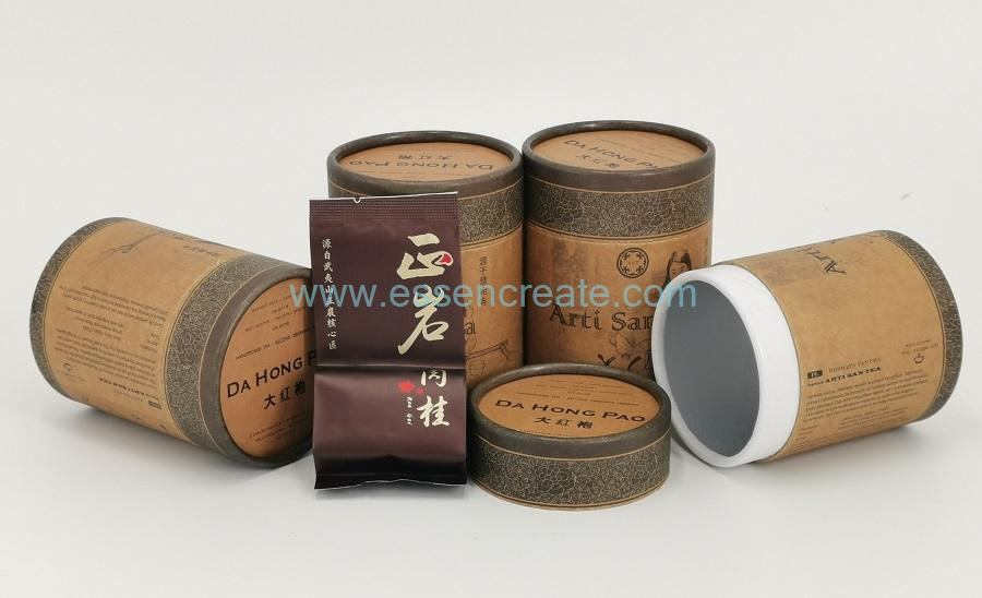 Rock Tea Packaging Cans