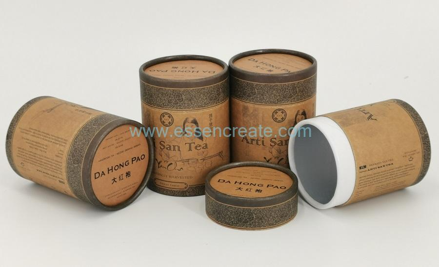 Composite Tea Packing Cans