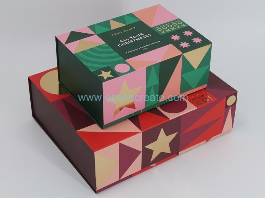 Foldable Magnetic Gift Box