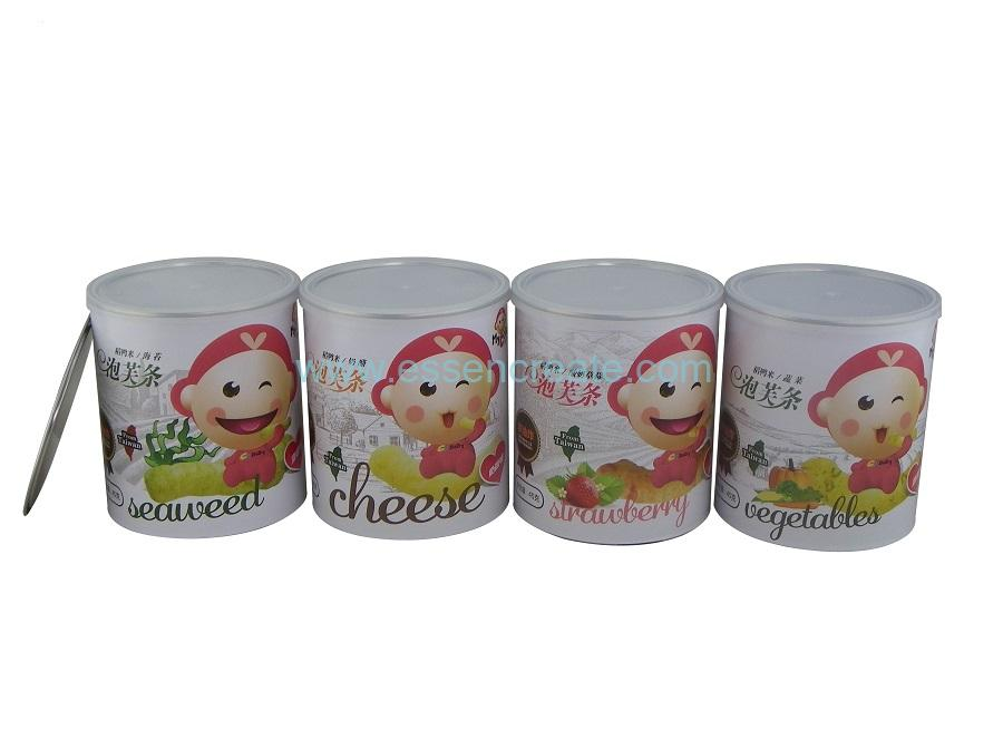 Infant Foods Packaging Cans