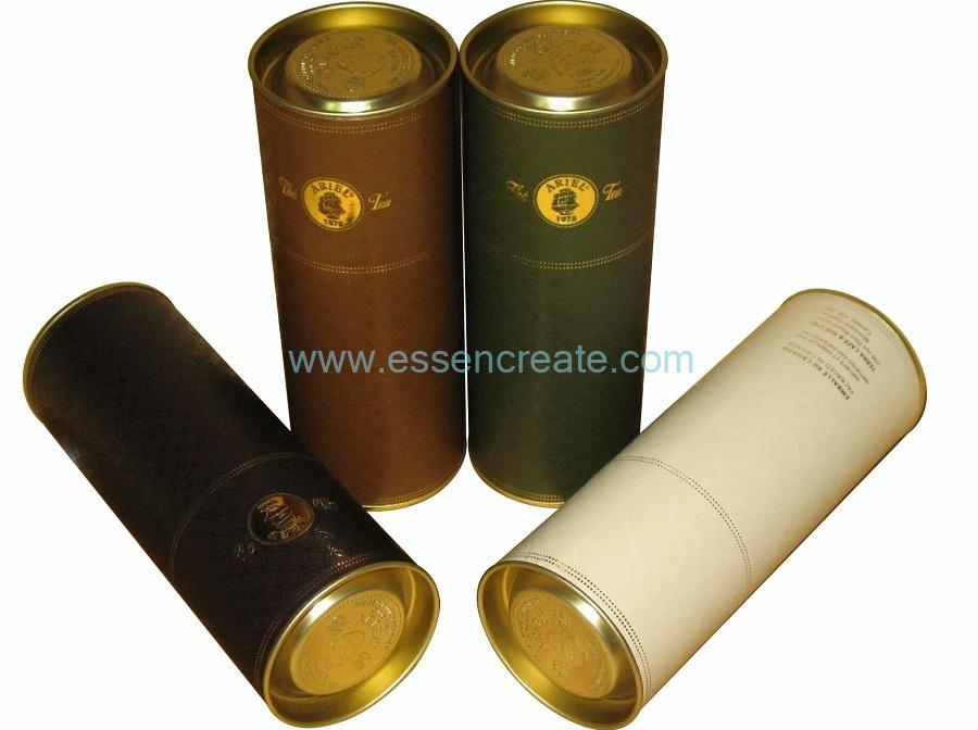 Wine Packaging Paper Tube