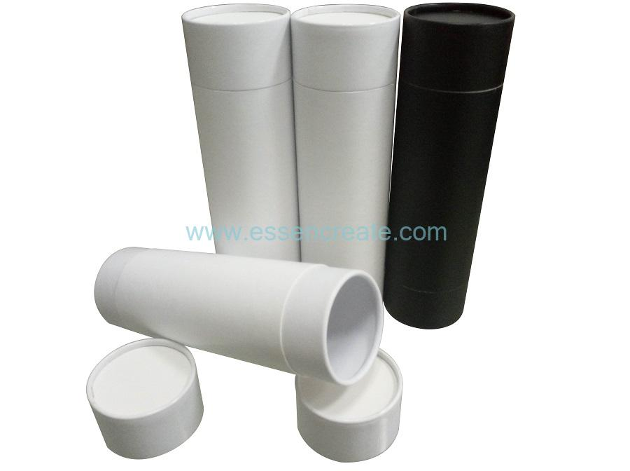 Both Sides Open Cylinder Paper Tube