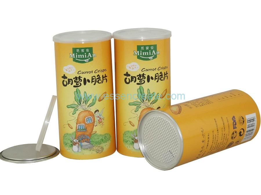 Dried Food Packaging Tube Manufacturer