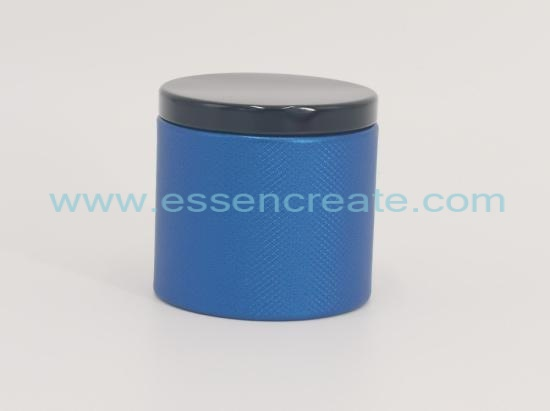 Tea Packing Canister with Metal Lid