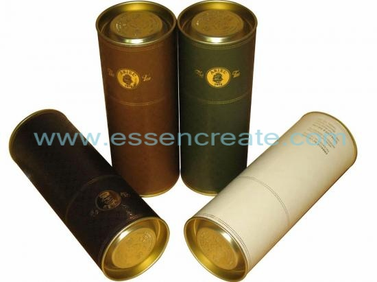 XO Wine Paper Packaging Tube