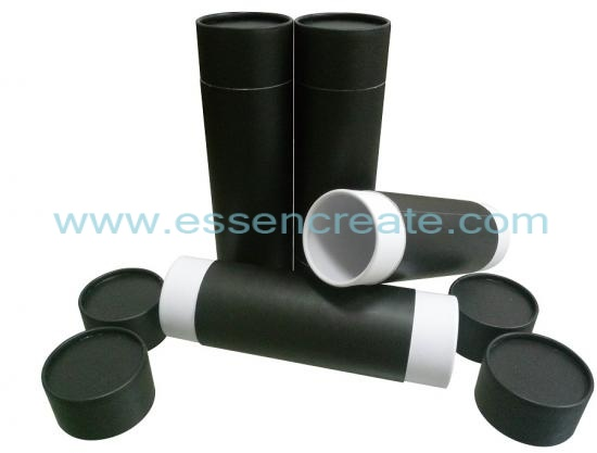Both Sides Open Rolled Edge Tube Packaging