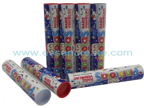 Marble Chocolate Packaging Paper Tube