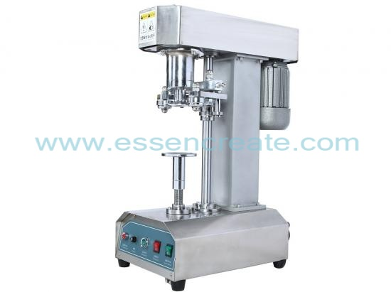 Stainless Steel Electric Manual Can Sealing Machine
